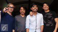 Band GIGI [Foto: Herman Zakharia/Liputan6.com]