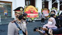 Kapolrestabes Surabaya Kombes Pol A Yusep Gunawan. (Dian Kurniawan/Liputan6.com)