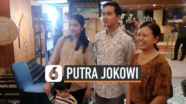 Putra sulung presiden Joko Widodo Gibran Rakabuming Raka maju meramaikan pilkada Solo 2020. Sang istri Selvi Ananda buka suara atas keputusan suaminya itu.