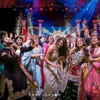 Priyanka Chopra dan Nick Jonas dalam upacara pre-wedding Sangeet (Instagram Priyanka Chopra)