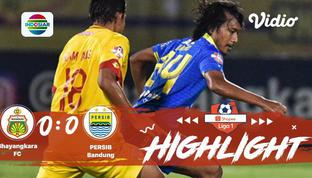 Laga lanjutan #ShopeeLiga1, mempertemukan #BhayangkaraFC vs #PersibBandung pada hari Rabu malam (23/10/2019) berakhir dengan skor ...