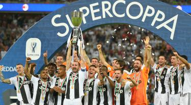 Juventus Kalahkan AC Milan
