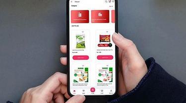 Bank Sinarmas menggandeng peritel Alfacart.com meluncurkan Simas Catalog di mobile banking app Simobiplus. (Dok Sinar Mas)