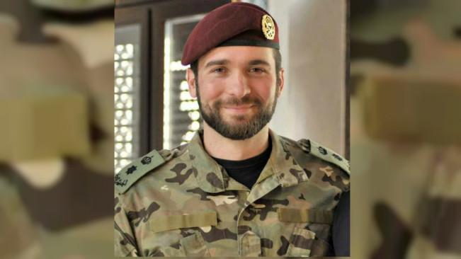 Pangeran Hashim bin Hussein (Yordania). (Sumber Pinterest)