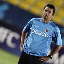 Persija Jakarta mengonfirmasi penunjukkan pelatih Brasil, Sergio Farias, sebagai juru taktik untuk Liga 1 2020. (AFP)