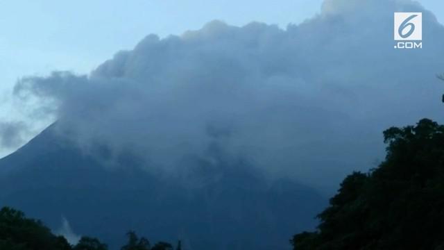 Guguran lava pijar terus terjadi di Merapi. Warga diminta untuk tak beraktivitas di radius 3 kilometer dari puncak gunung.