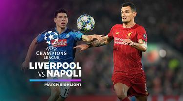 Berita video highlights matchday 5 Grup E Liga Champions 2019-2020 antara Liverpool melawan Napoli yang berakhir dengan skor 1-1, Rabu (27/11/2019).