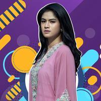 HL Celeb Bio Hana Saraswati (Foto: Daniel Kampua, Stylist: Indah Wulansari, Desain: Nurman Abdul Hakim/Bintang.com)