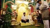 Calon Wakil Gubernur Sumatera Utara nomor urut 1 Musa Rajekshah. (Liputan6.com/Reza Efendi)