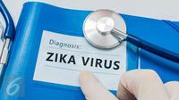 Ilustrasi Foto Virus Zika (iStockphoto)