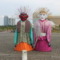 Ulang tahun Jakarta ternyata dirayakan hingga satu bulan ke depan! Masih bingung, bagaimana cara ikut merayakannya? | via: jakarta.panduanwisata.id