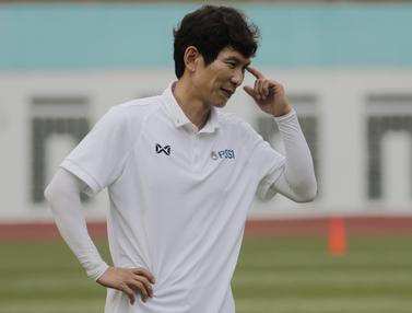 Asisten pelatih Timnas Indonesia, Gong Oh-kyun
