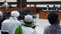 Bima Arya menjadi saksi dalam sidang Rizieq Shihab di PN Jakarta Timur. (Liputan6.com/Ady Anugrahadi)