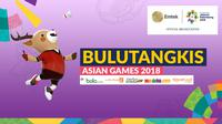 Bulutangkis Asian Games 2018 (Bola.com/Adreanus Titus)