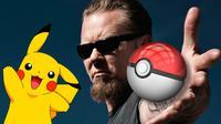 Ilustrasi Pokemon dan Metallica. (Youtube - @Golpe Baixo)