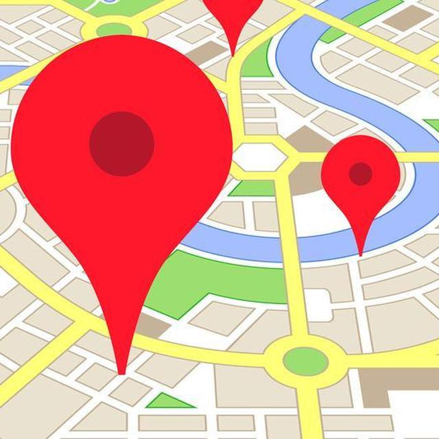 mudah buat peta sendiri di google maps