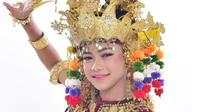 Rara Wakil Sumatera Selatan di LIDA  (Sumber:Twitter/ Indosiar)
