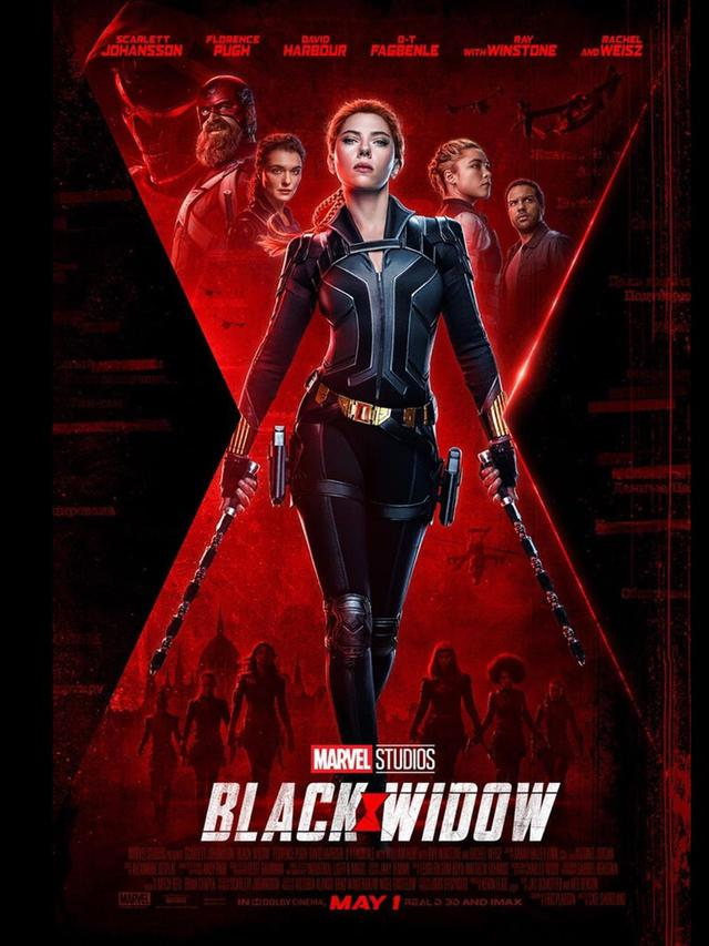 Siap-Siap Kecewa, Film Black Widow Diundur Tahun Depan - ShowBiz  Liputan6.com