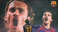 Barcelona - Antoine Griezmann (Bola.com/Adreanus Titus)
