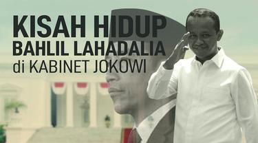 Bahlil Lahadalia menjadi Kepala Badan Koordinasi Penanaman Modal (BKPM) di Kabinet Indonesia Maju.