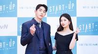 Suzy dan Nam Joo Hyuk (Photo by tvN, Courtesy of Netflix)