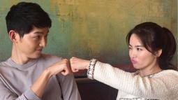 Baru-baru ini, Ock Joo Hyun yang merupakan penyanyi di pernikahan Song Joong Ki dan Song Hye Kyo mengungkapkan fakta baru. (Foto: Allkpop.com)