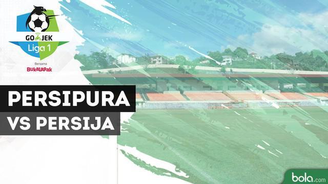 Berita video highlights Gojek Liga 1 2018 bersama Bukalapak antara Persipura Jayapura melawan Persija Jakarta di Stadion Mandala, Kamis (25/10/2018).
