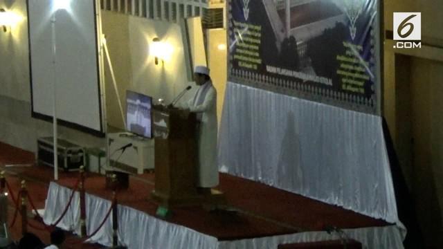 Memasuki Ramadan, Imam Besar Masjid Istiqlal Nasaruddin Umar meminta umat Islam semakin memahami makna jihad yang sebenarnya. Hal itu disampaikannya saat ceramah salat tarawih pertama di Bulan Suci ini.