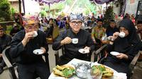 Festival Sumping Kopi Pahit (Liputan6.com/Dian Kurniawan)