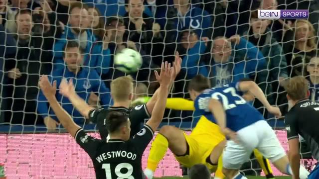 Berita video highlights Premier League 2018-2019 antara Everton melawan Burnley yang berakhir dengan skor 2-0 di Goodison Park, Jumat (3/5/2019).