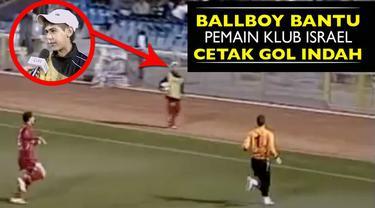 Video kecepatan Ballboy memberikan bola ke pamain Hapoel Haifa FC membuat klub Hapoel Bnei Lod kebobolan yang memalukan pada Liga Israel tahun 2009.