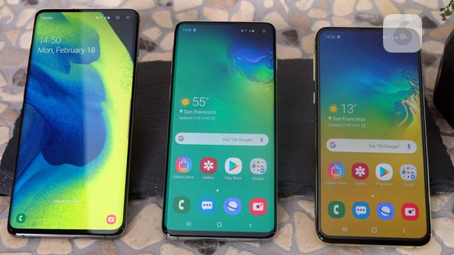 4 Jenis Hp Samsung Terbaru Dan Harganya Di 2019 Kenali Spesifikasinya Tekno Liputan6 Com