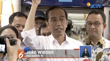 Tarif MRT Jakarta masih dibahas pihak MRT,Pemprov DKI Jakarta, dan DPRD DKI Jakarta.