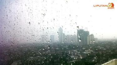 Prediksi Cuaca: Hujan Guyur Jakarta Sepanjang Minggu Ini