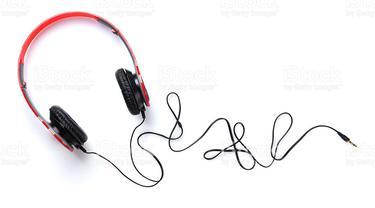 Ilustrasi headphone