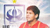 PSIS Semarang - Julio Lopez (Bola.com/Adreanus Titus)