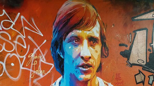 Grafiti Johan Cruyff