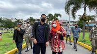 Bobby meminta masukan dan saran Ketua Badan Pengelola Kawasan Kota Lama (BPK2L) Semarang, Hevearita G Rahayu