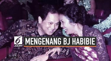 BJ Habibie dan Ainun jadi idola sebagai pasangan romantis dan setia sepanjang masa. Mereka arungi perjalanan bersama dalam suka dan duka.