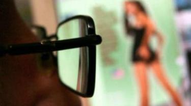 Ilustrasi situs porno (AFP Photo)