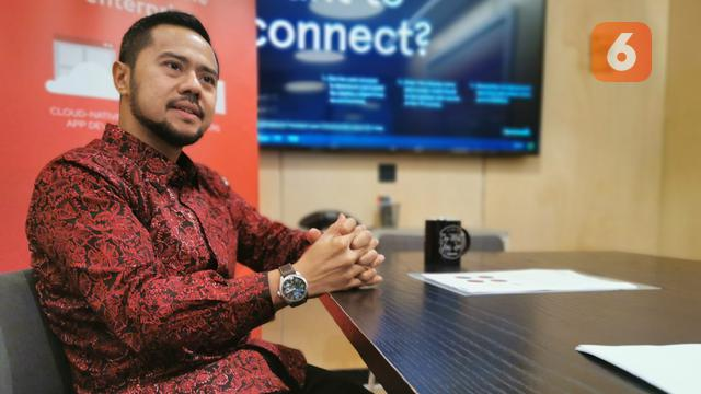Rully Moulany, Country Manager Red Hat Indonesia