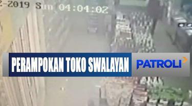 Identitas pelaku perampokan sudah diketahui dan saat ini tengah diburu Polsek Menteng.