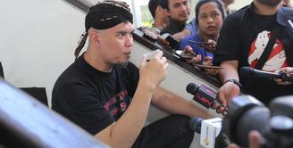 Ahmad Dhani di PN Jaksel