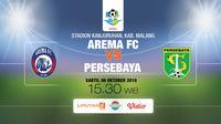 Arema vs Persebaya