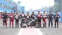 Melalui event RC213V-S MotoGP Street Experience, PT Astra Honda Motor (AHM) mengajak konsumen Tanah Air merasakan sensasi mengendarai Motor supersport Honda RC213V-S.