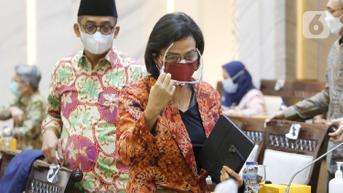 Pemerintah Sudah Tarik Utang Rp 550 Triliun, Sri Mulyani: Jauh Lebih Kecil dari Target