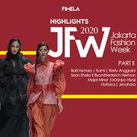 Highlights JFW 2020 Part 2 | Barli Asmara | Kami | Restu Anggraini | Sean Sheila X Byo | Friederich Herman | Major Minor | Danjyo Hiyoji | Hattaco| Jenahara