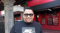 CEO Pusamania Borneo FC, Nabil Husein. (Dewi Divianta)