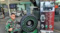 Letnan Dua Farid Hendro Wibowo
