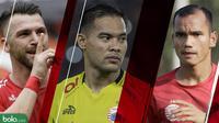 Trivia 3 Bintang Lawas Persija yang Bakal Jadi Tumpuan di Liga Champions Asia (Bola.com/Adreanus Titus)